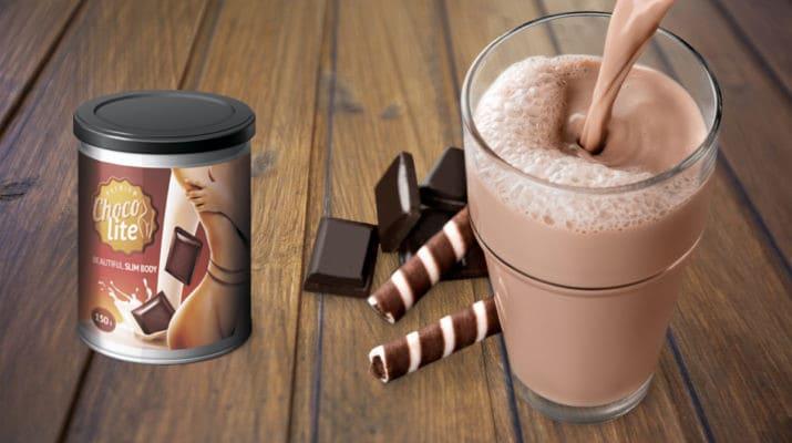 Boisson minceur Choco Lite: avis forum, prix, composition, achat, commentaires, test, effet secondaire