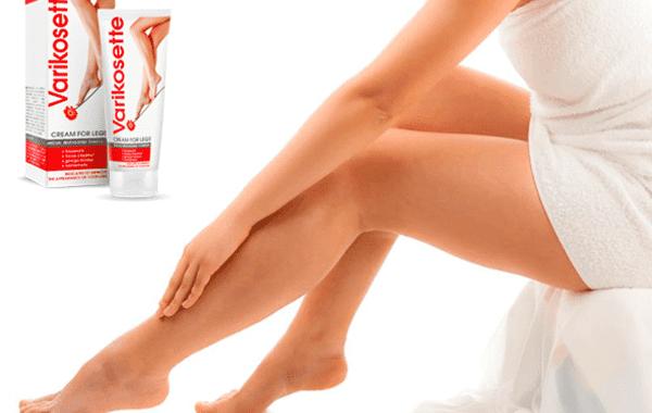 Varikosette – krim berkesan untuk mencegah vena varikos