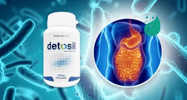 Tabletki Detosil : Przewodnik 2019 - cała wiedza o tabletkach oczyszczających organizm z toksyn. Dowiedz się wszystkiego o tym produkcie.