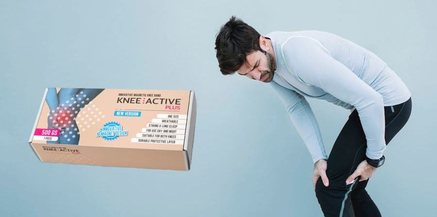 stabilizáló Knee Active Plus