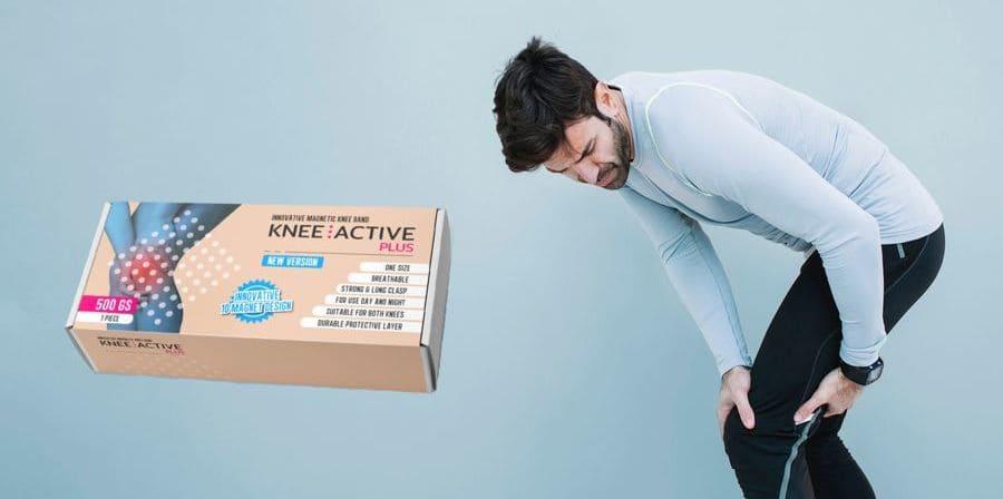stabilisointilaite Knee Active Plus