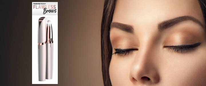 Consigue la forma perfecta de tus cejas sin irritaciones con Flawless Brows