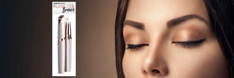 Postignite savršen oblik obrva bez iritacije s Flawless Brows hrvatska, cijena, iskustva, upotreba