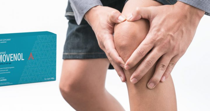 Movenol – za 28 dní zapomenete, že vás kdykoliv bolely klouby nebo páteř! Recenze a popis produktu