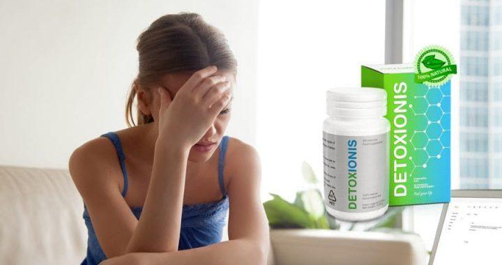 Tabletten Detoxionis: es ist ein innovatives Produkt, mit dem Sie Giftstoffe aus dem Körper entfernen können. Versuchen Sie es jetzt. Informant ab 2019