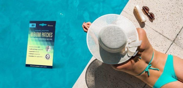 Mibiomi Patches – skuteczne plastry na odchudzanie. Opis produktu i opinie użytkowników.