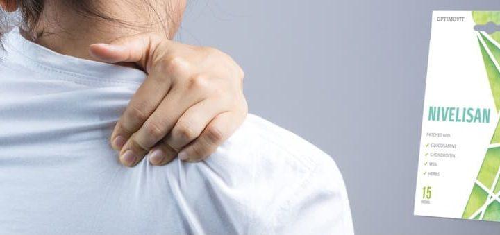 Nivelisan – plastry na ból stawów i kręgosłupa. Czy to działa? Zobacz opinie o produkcie