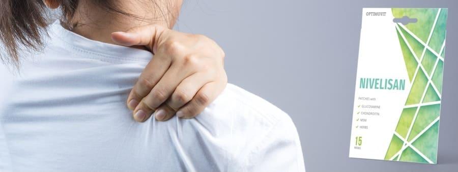 Nivelisan - plastry na ból stawów i kręgosłupa. Czy to działa? Zobacz opinie o produkcie
