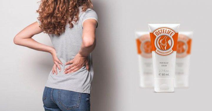 Ostelife: verificamos las noticias de 2019 sobre una crema eficaz para el dolor en las articulaciones.