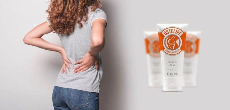 Ostelife – skontrolovali sme 2019 správ o účinnom kréme na bolesti kĺbov.