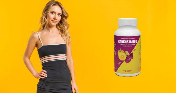 Dodatak prehrani Kankusta Duo: Naći ćete informacije o modernom proizvodu za mršavljenje. Trenutni vodič 2019